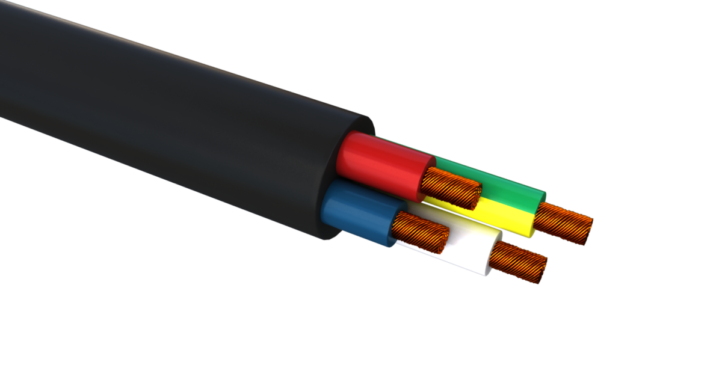 Провода и шнуры с ПВХ оболочкой